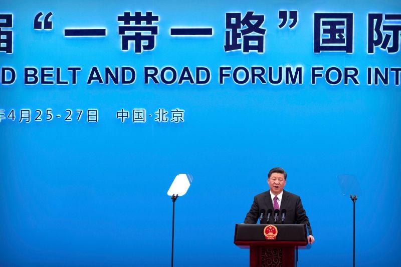 一帶一路成「雙面刃」?英媒:恐引爆中國海外債務危機