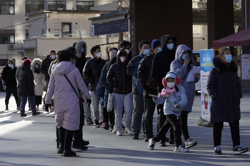 中國疫情燒!吉林「超級毒王」1傳143 培訓課程惹禍