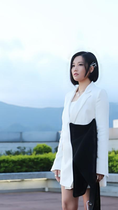 ▲呂方與A-Lin合作新歌《最後的祝福》。(圖/阿爾發音樂提供)