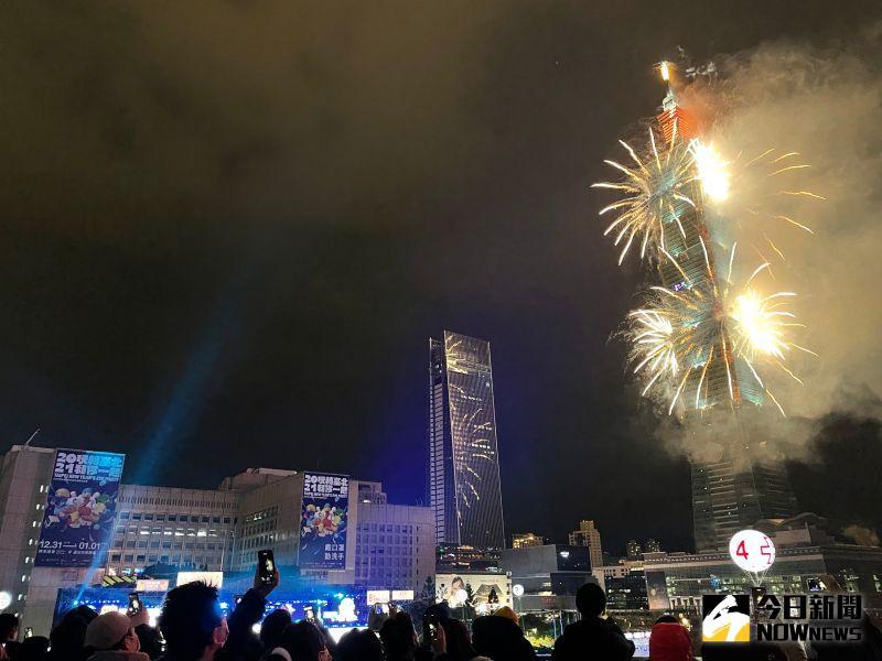 台北市跨年晚會平均收視率雖然是全台第一名,不過卻創下歷年來新低紀錄。北市觀傳局方面表示,網路收看數則是創下歷年新高,更是去年的2.5倍。