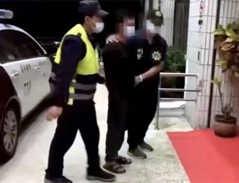 越籍移工持刀傷人不治 屏東內埔警火速偵破法辦