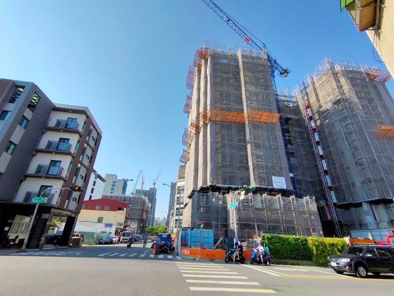 高雄火車站一帶的後驛商圈推案於2020年集中交屋