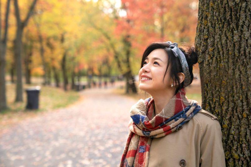 ▲《跟你老婆去旅行》女主角陳妍希。(圖/傳影互動)