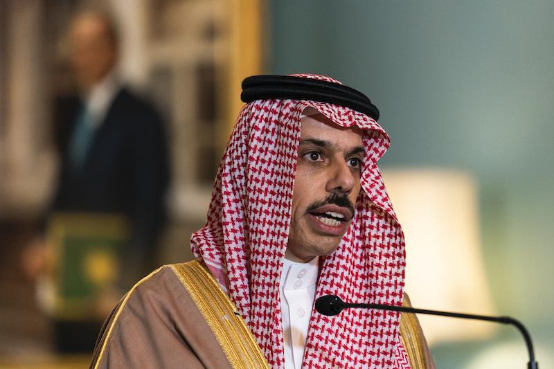 沙烏地外長:與3個阿拉伯盟邦恢復對卡達全面關係