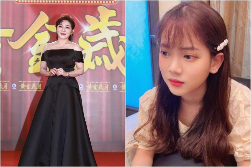 ▲王彩樺PO出女兒美照,受到不少關注。(圖 / 民視提供、王彩樺臉書)