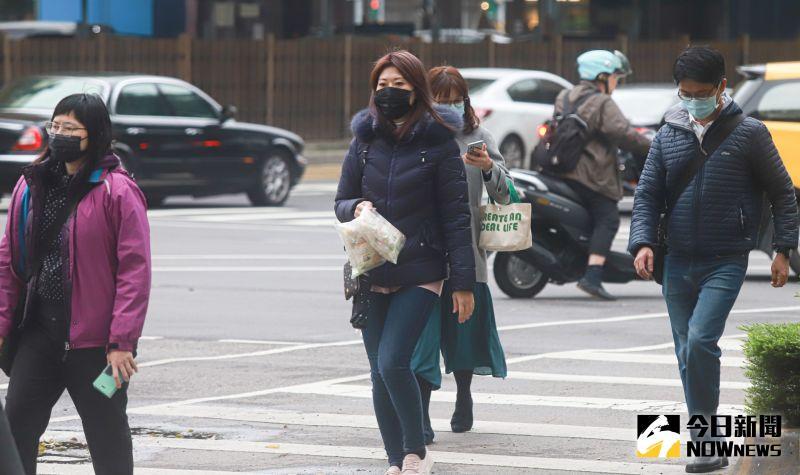 氣象局續發15縣市低溫特報 週三起才回暖