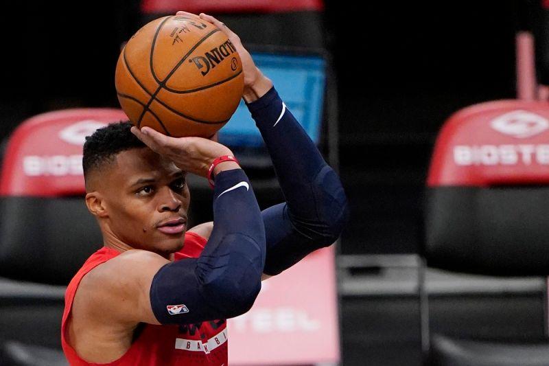 NBA/誰是開季至今最鐵的男人?威少以41.1%命中率登頂