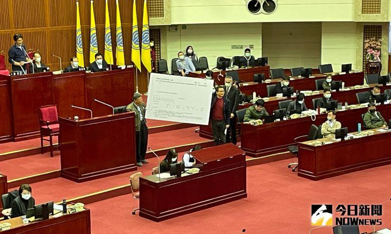 國民黨台北市議員羅智強,準備了大型的反萊豬連署書看板,想要給台北市長柯文哲簽署,不過柯文哲反稱「國民黨的論述不夠科學,無法說服民眾」而未簽。