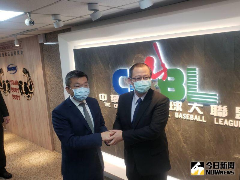 立法院蔡其昌副院長將於至中職聯盟拜訪吳志揚會長