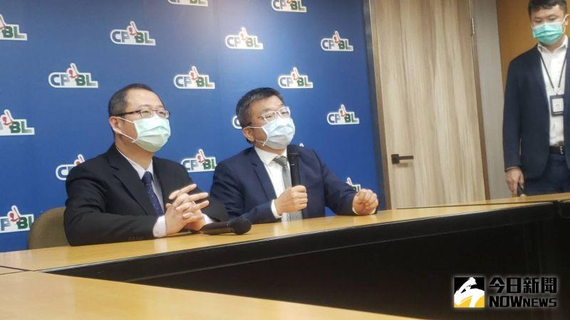 蔡其昌將在今年1月16日接任中職會長