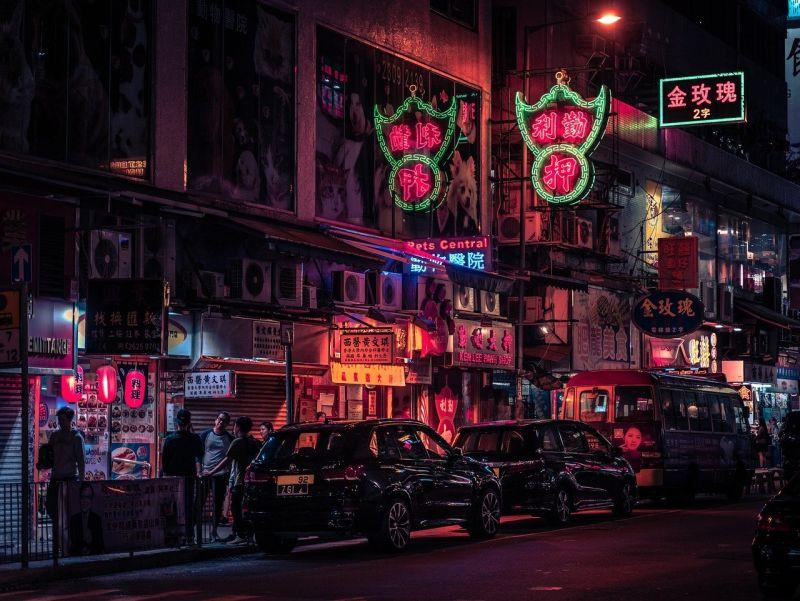 ▲香港被不少網友點名。(示意圖/翻攝Pixabay)