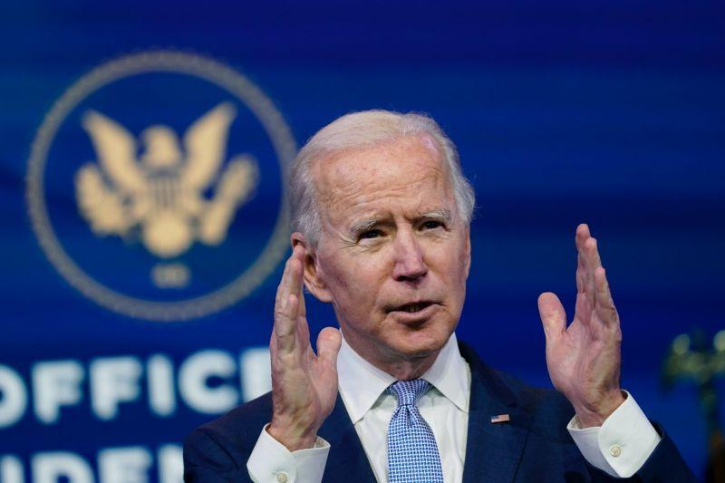 快訊/確定了!拜登獲270選舉人票 當選美國第46任總統