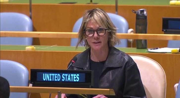 美駐聯合國大使訪台 時力期許蔡英文任內能訪華府