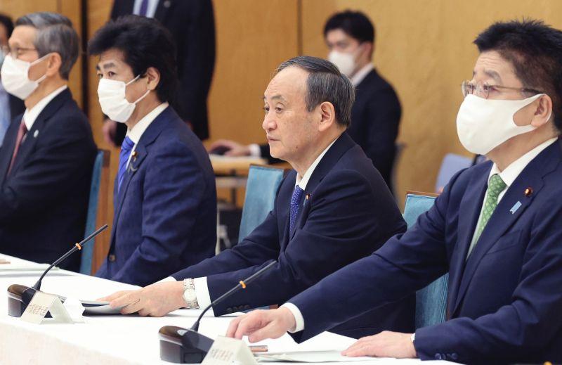 菅義偉4月訪拜登 美日擬重申台海和平安定重要性