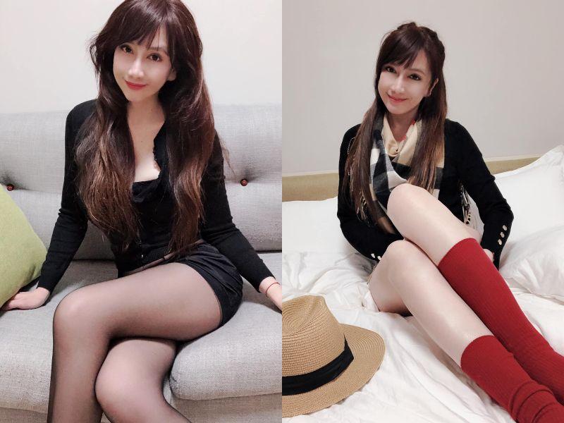 ▲▼47歲陳子璇保養得宜。(圖/陳子璇臉書)