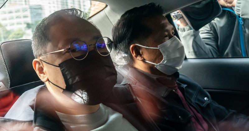 ▲香港大學法律系前副教授戴耀廷等9人因捲入2014年「占中」運動案,前年被判串謀犯公眾妨擾等罪名成立並被判刑,各人不滿定罪及判刑而提出上訴,但今天遭上訴庭駁回。資料照。(圖/翻攝自立場新聞)