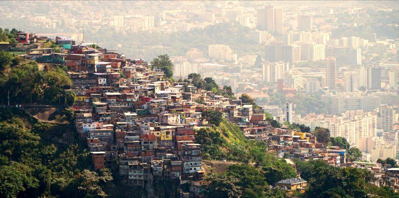 ▲巴西的貧民窟(圖/取自Shutterstock)