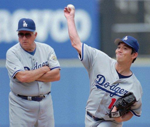 MLB/引進野茂英雄掀熱潮 拉索達:他是我的兒子