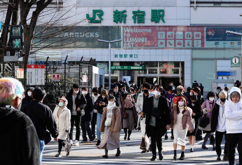 東京女童確診英國變種病毒 恐已爆發社區感染