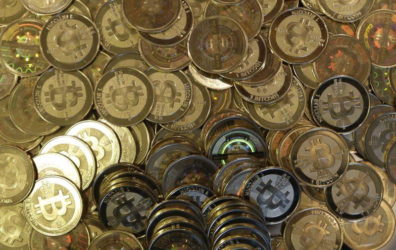 比特幣/Bitcoin/虛擬貨幣/加密貨幣