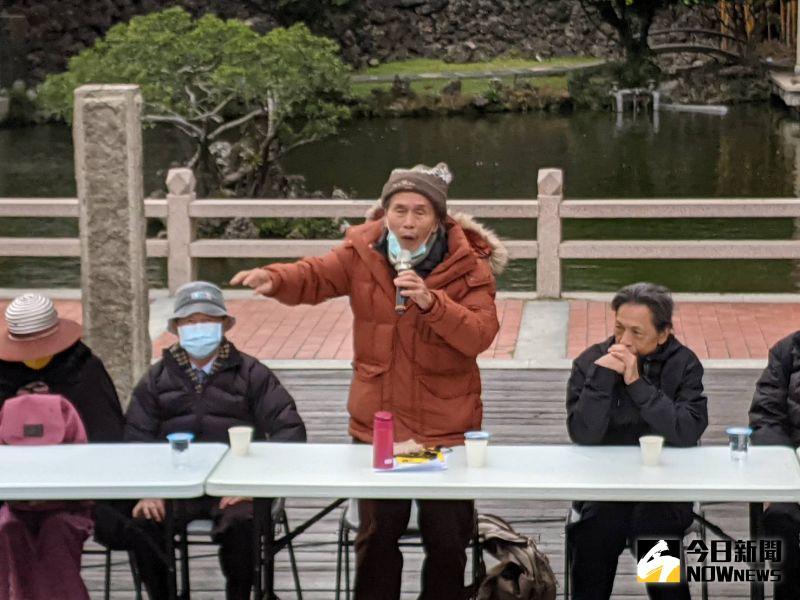 真理大學換鎖風波 張良澤:不要傷害到「台灣文學」