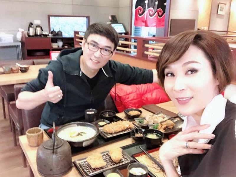 ▲焦恩俊(左)、林千鈺7年婚觸礁。(圖/翻攝林千鈺臉書)
