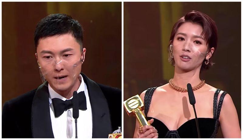 王浩信與蔡思貝曾鬧出婚外情。(圖/翻攝TVB USA Official YouTube)