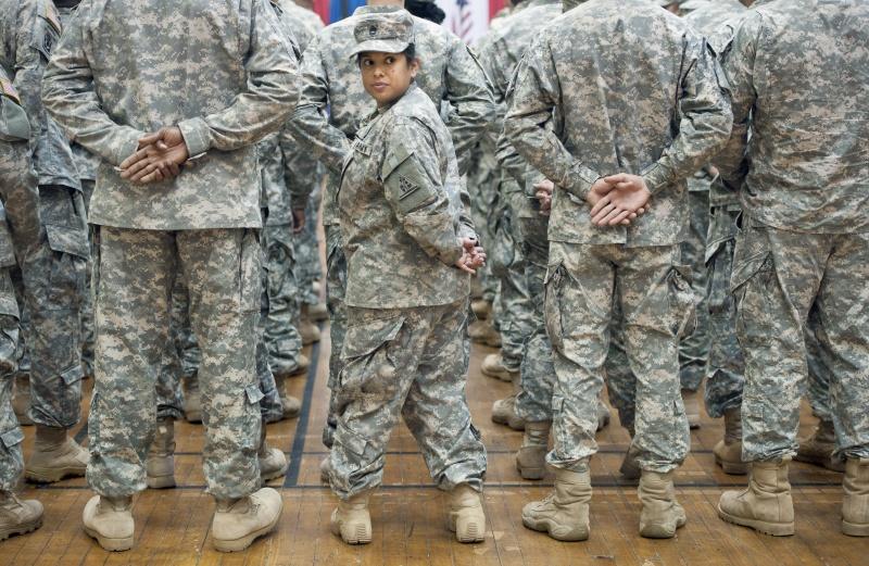 美將出動1萬5千國民兵 為拜登就職典禮維安