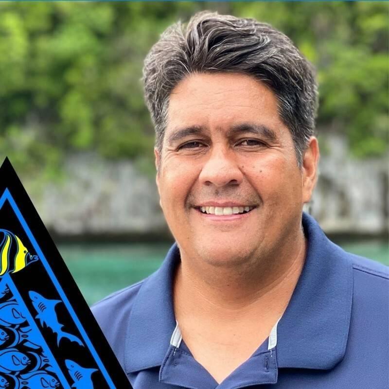 ▲太平洋友邦帛琉新任總統惠恕仁將於下週就職。(圖/惠恕仁臉書)