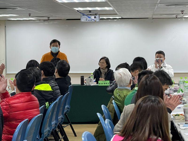 地方黨務座談拋布局新北市長選舉 <b>林錫耀</b>:不宜提早