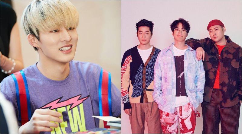 ▲B.I(左)跟前師兄Epik High將合作。(圖/iKON臉書、Tablo IG)