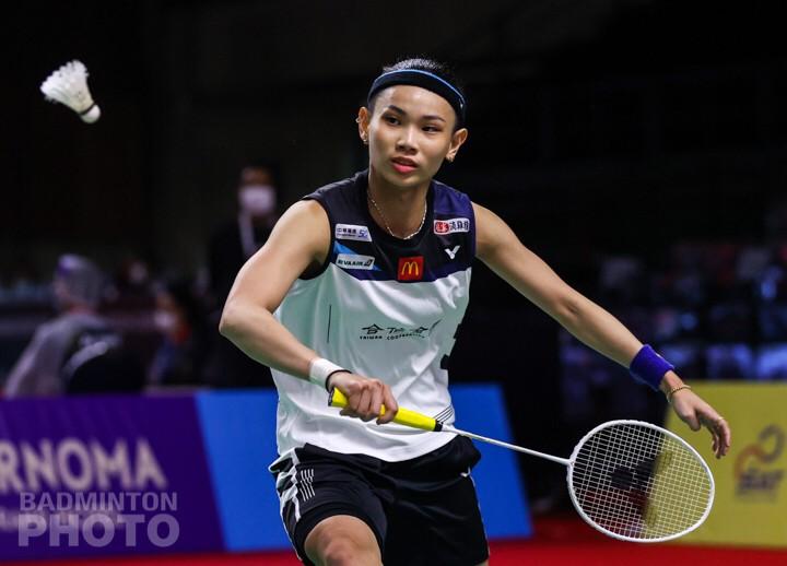 羽球/戴資穎不在狀態 Marin直落二奪泰國賽女單冠軍