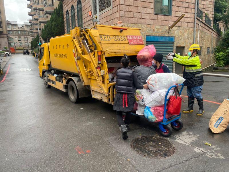 環境清潔週2月4日起跑 桃市春節期間垃圾清運時程看這裡
