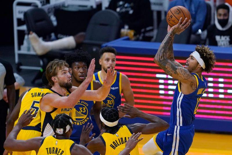 NBA/拿小將比MVP 柯爾稱KD當年都要時間適應