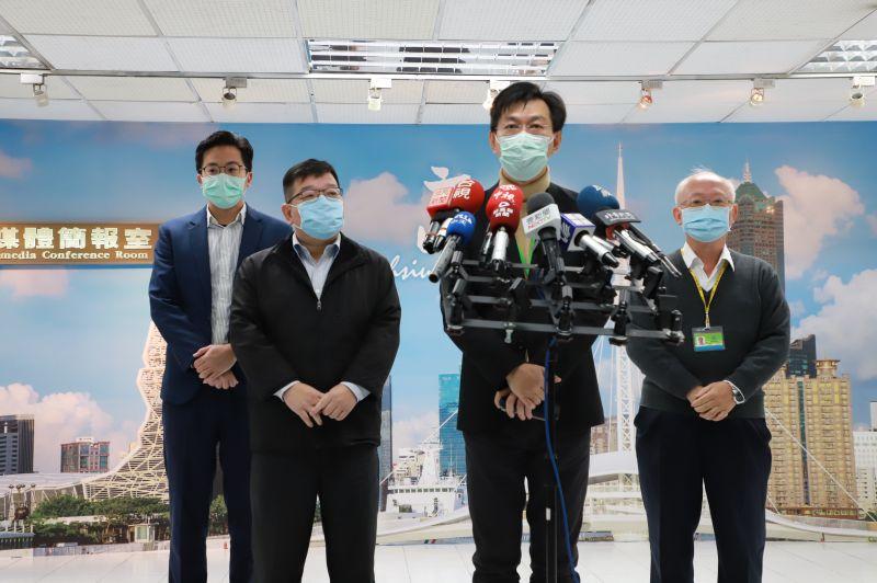 高市春節活動正常舉行 駁斥網路封鎖醫院謠傳