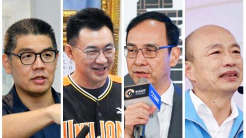 2021年是國民黨主席選舉年,江啟臣的潛在對手是否已經開始布局?各路人馬是否開始招兵買馬?(組圖/NOWnews 資料庫)
