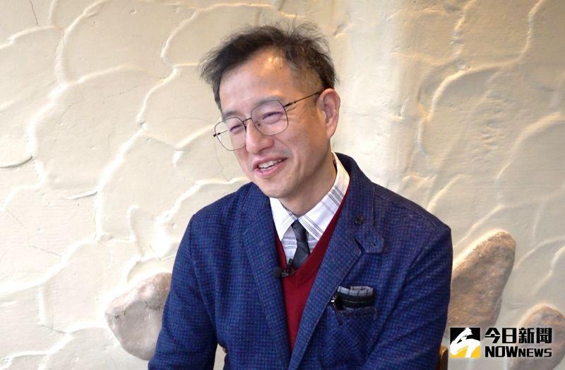 ▲吳宗恩在日本失敗的經驗也成為台灣版圖的養分。(圖/記者陳明安攝)