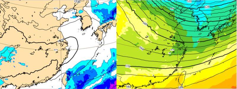 ▲吳德榮表示,好天氣只剩2天,週六(16日)下午東北風挾冷空氣南下,氣溫遽降,迎風面轉有局部雨。(圖/翻攝自《三立準氣象·