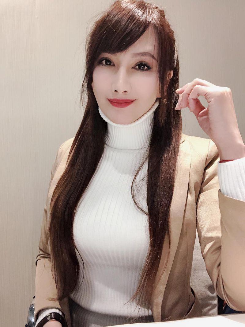 ▲陳子璇不會留戀前男友。(圖/陳子璇臉書)