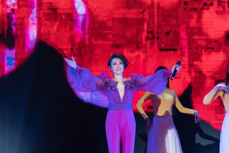 ▲李翊君宣布要在台中、台南、高雄舉辦巡演。(圖/寬宏藝術提供)