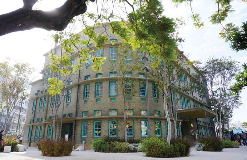 嘉義市立美術館  (圖 Taipei Walker提供)