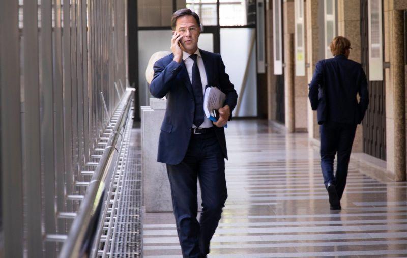 荷蘭總理宣布內閣總辭 為誣指民眾詐領<b>兒福津貼</b>負責