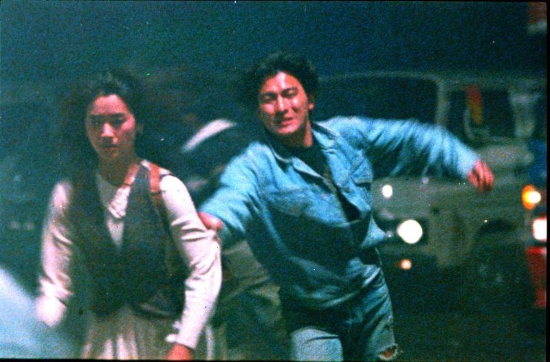 ▲《天若有情》讓吳倩蓮(左)一炮而紅。(圖/華映娛樂)