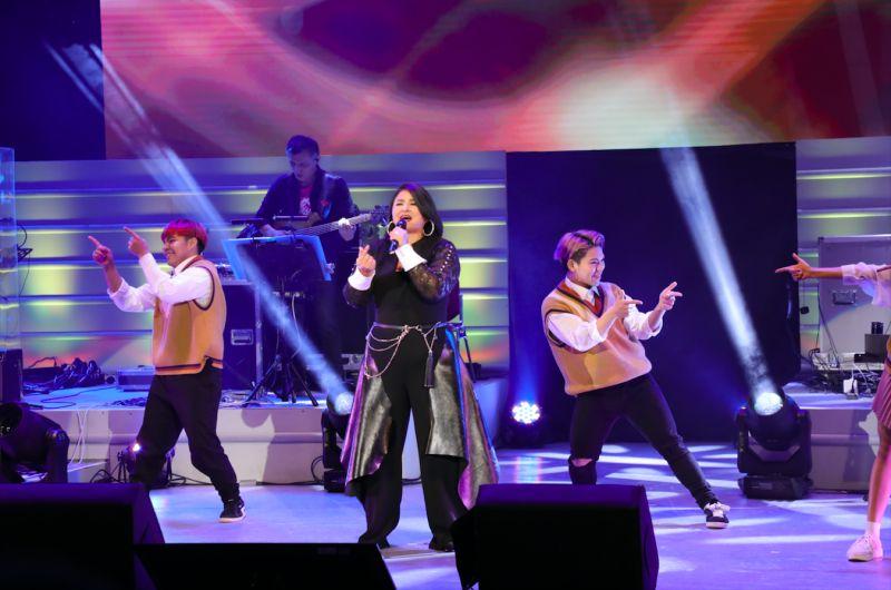 裘海正暌違33年,終於舉辦演唱會。(圖/海樂提供)
