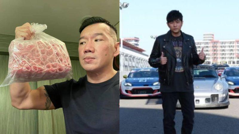 ▲杜汶澤(左)再酸周杰倫(右)。(圖/齊石、杜汶澤臉書)