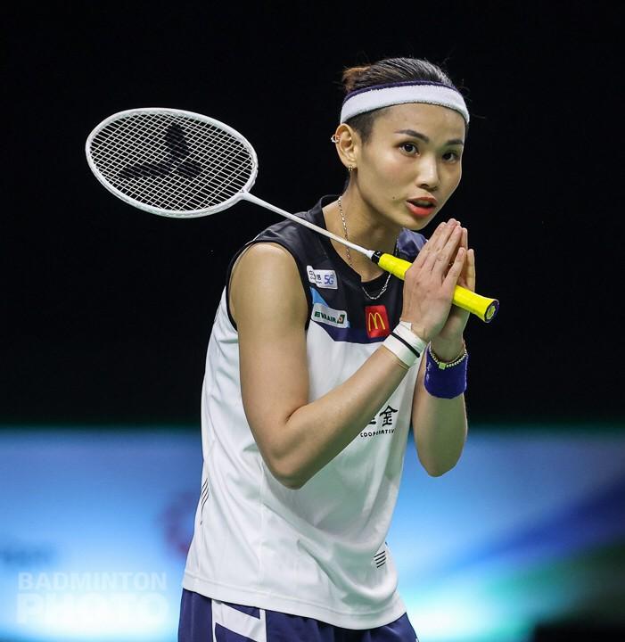 ▲戴資穎(圖/Badminton