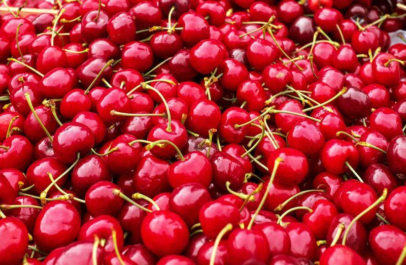 ▲水果店老闆分享「一招」,可以讓櫻桃多放3天,且口感依舊很新鮮。(示意圖/翻攝自Pixabay)