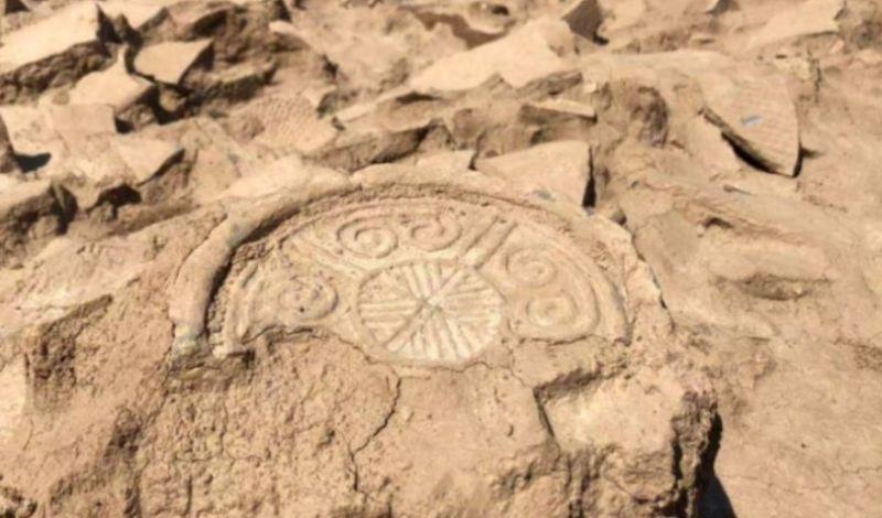陝西考古新發現 「荊軻刺秦王」宮殿遺址重見天日
