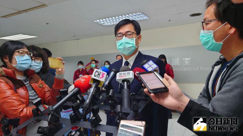 藍綠互批介入罷免 陳其邁:公民權的行使都尊重