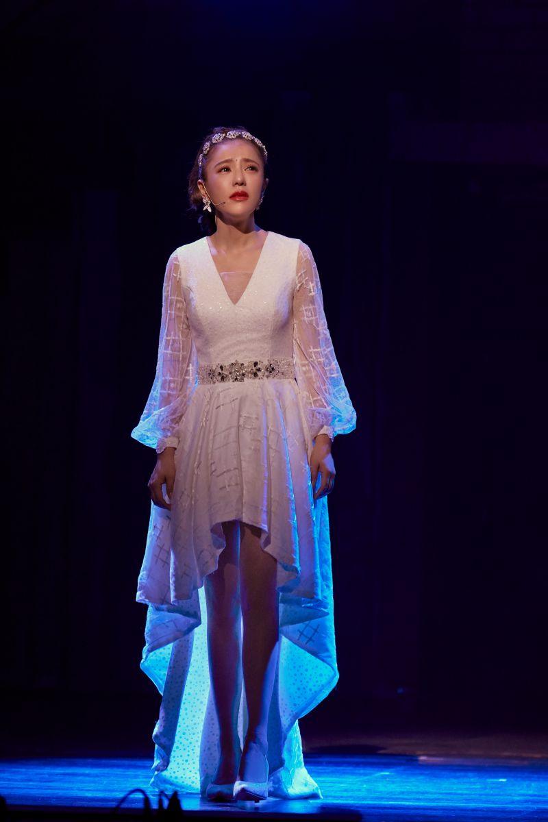 ▲擔任音樂劇《搭錯車》女主角的丁噹因為疫情無法來台排練,音樂劇只好忍痛延期。(圖/相信音樂提供)